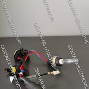 H7 XENON SIJALICA 4300 K BASIC