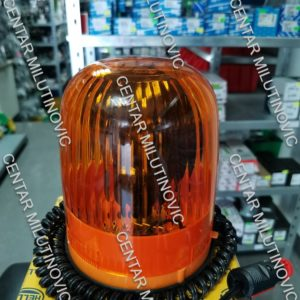 ROTACIONA LAMPA 12V ZUTA JUNIOR SA MAGNETOM 2RL007552001