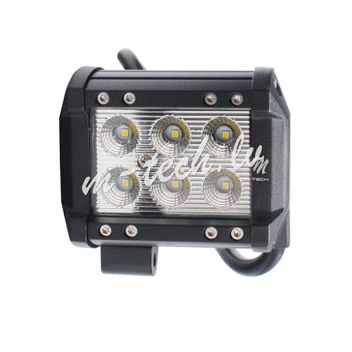LED BAR 18W 1200LM 10-32V WLO601