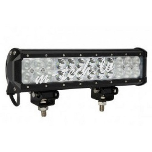 LED BAR 72W 4800LM 10-32V WL0604
