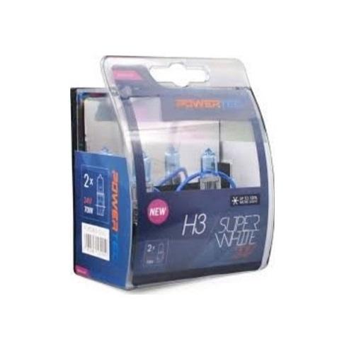 H3 24V SUPER WHITE DUO (cena za par sijalica) PTXSW3