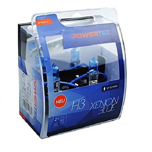 H3 12V DUO XENON BLUE (cena za par sijalica) PTZXB3