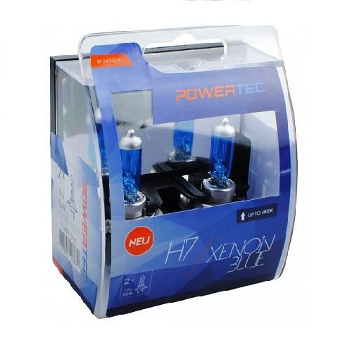 H7 12V DUO XENON BLUE (cena za par sijalica) PTZXB7