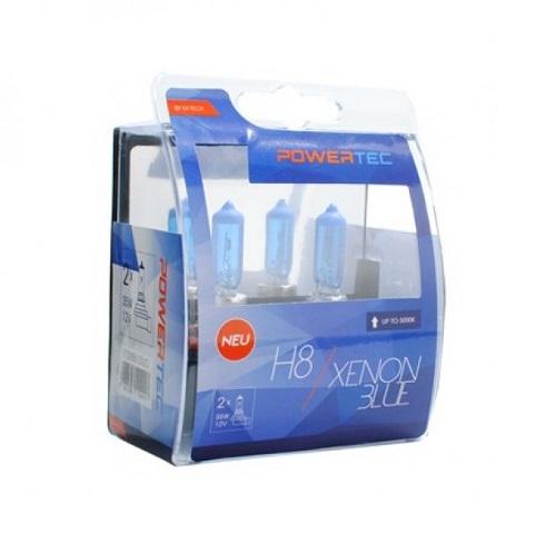 H8 12V DUO XENON BLUE (cena za par sijalica) PTZXB8-DUO
