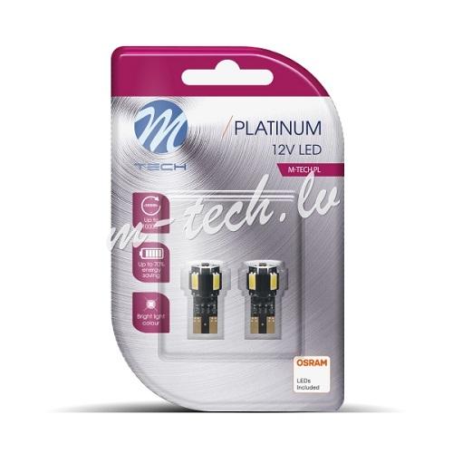12V W5W LED PLATINUM SIJALICA