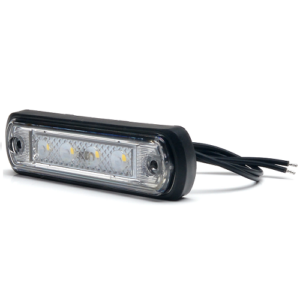 LED GABARITNA LAMPA BELA  WAS1340 12/24V